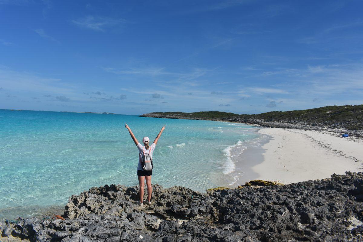 Exuma Land & Sea Park – Hawksbill Cay