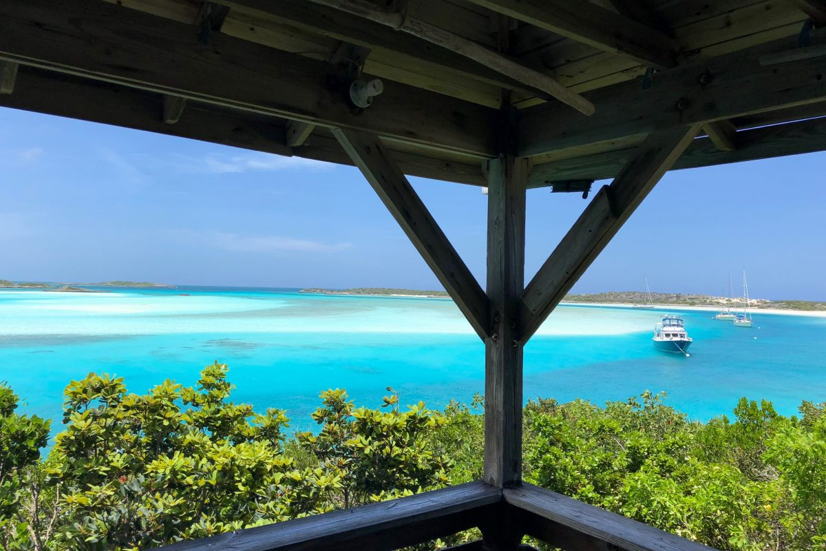 Exuma Land & Sea Park – Boo Boo Hill