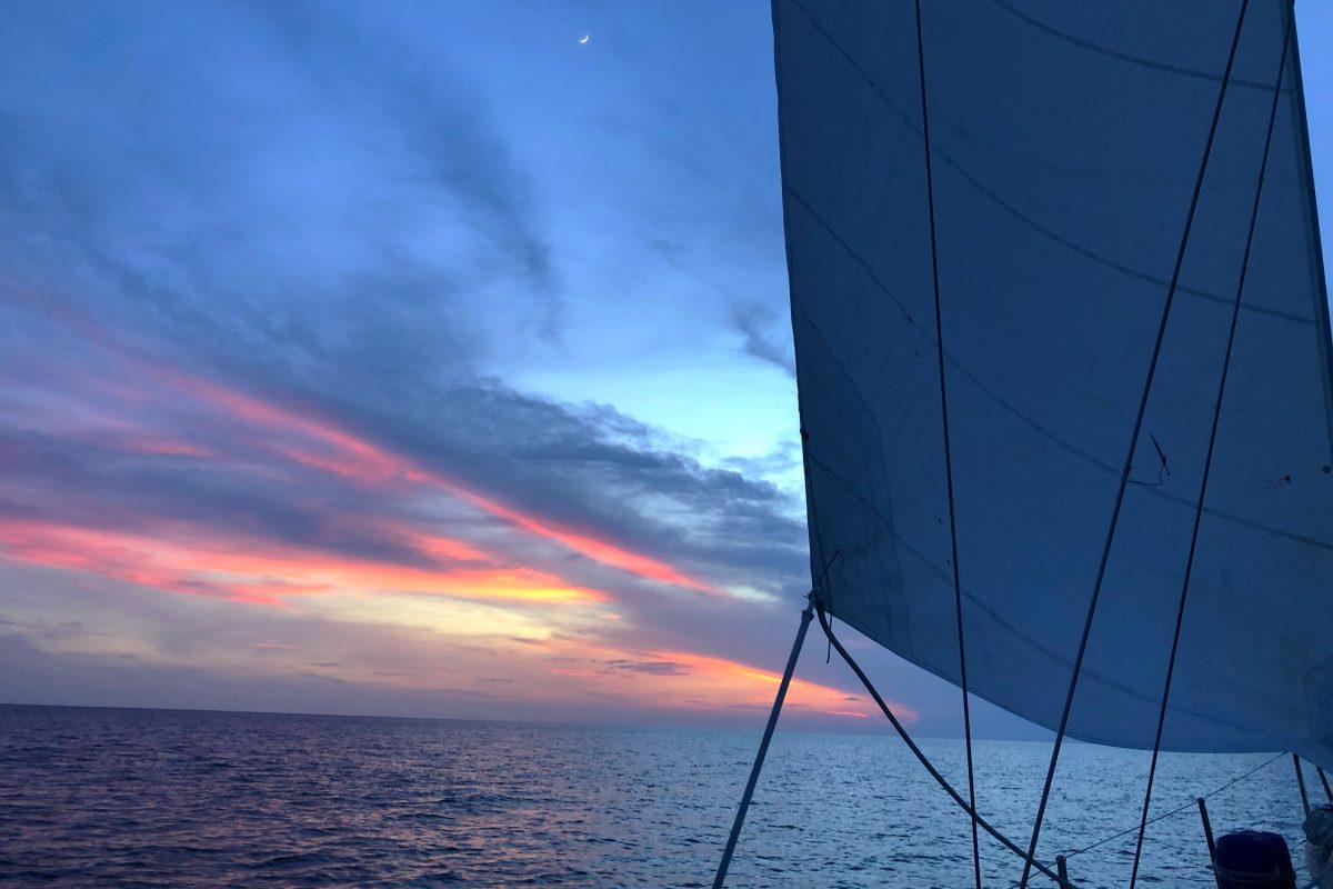 Gulf Stream Crossing – Take two!