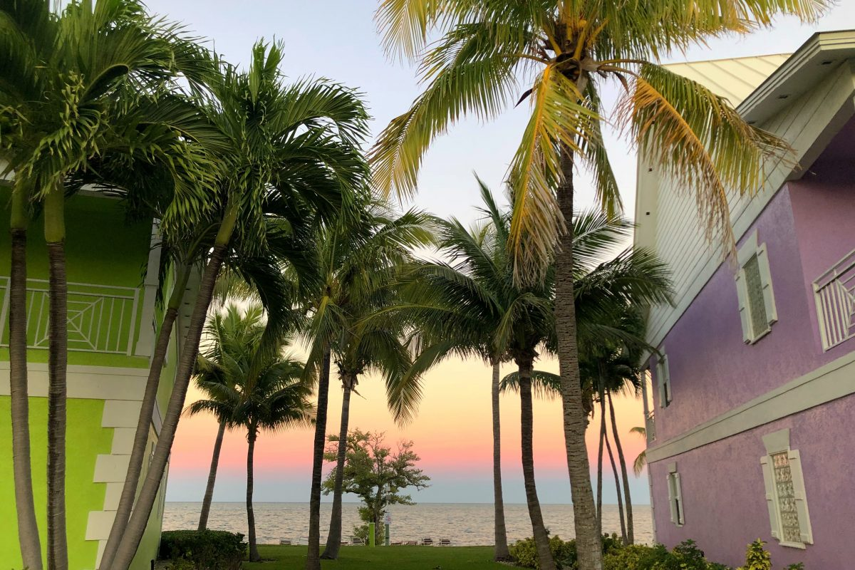 Back in the Bahamas – West End