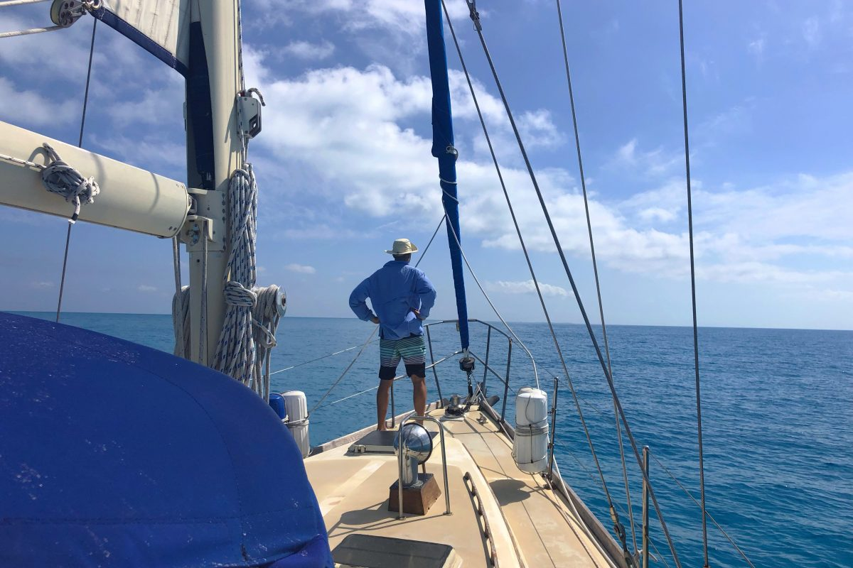 Passages: Turks & Caicos to the DR!