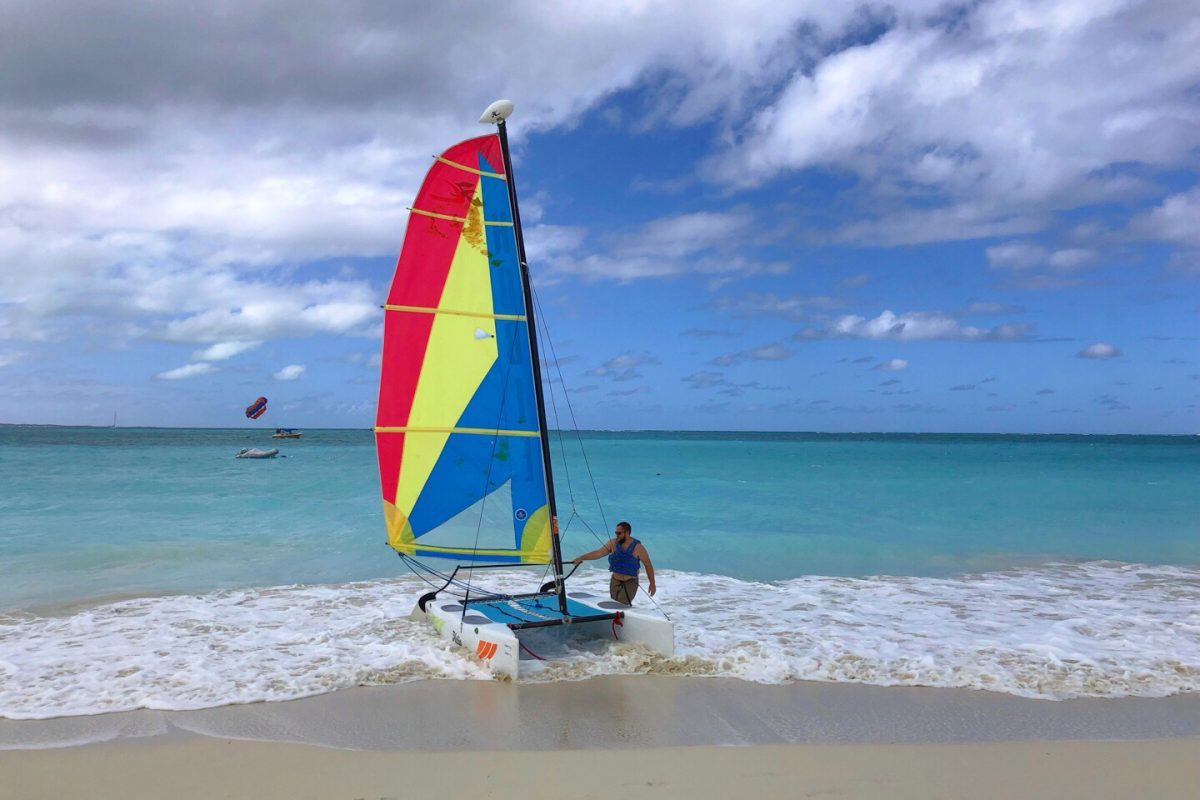 "Playcation in ""Provo"" Turks & Caicos"