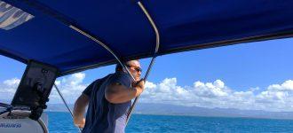 Cruising the South Coast of Puerto Rico