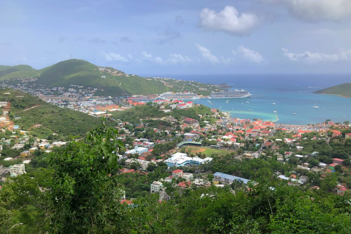 Smooth Sailing in ST. Thomas