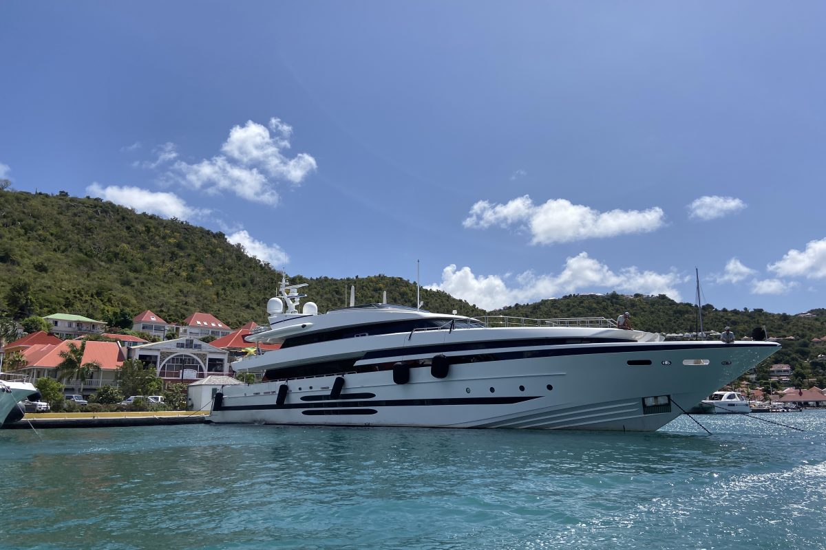 St. Barts: Endless beach-going, eating, drinking and shopping
